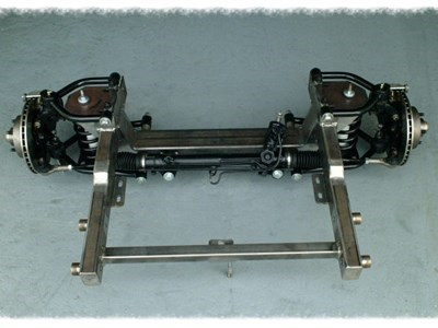 Mustang II Independent Front Suspension